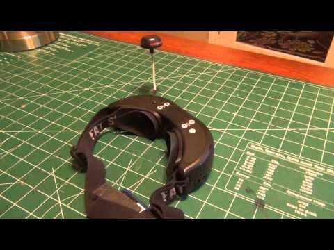 Fatshark Dominator FPV goggles update and review