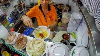 Singapore. Great Street Food in Geylang Bahru Hawker Centre