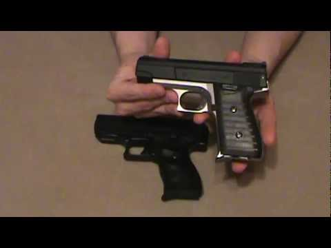 Hi Point C9 vs Jimenez Arms JA9 Comparison 9mm Review 9mm Pistol