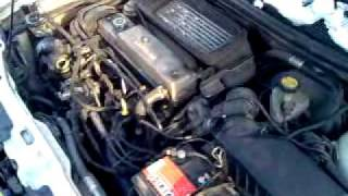 Ford Mondeo 1.8 TD (dec. 1996,  MK2) Cold start problem  part1
