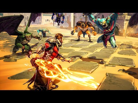 EXTINCTION: Cinematic Story Trailer (Humans vs Titans Game, 2018)