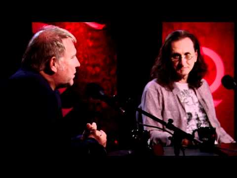 Rush on the march of time in Studio Q