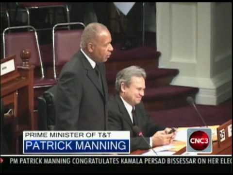 Jack Warner is new Chief Whip.flv