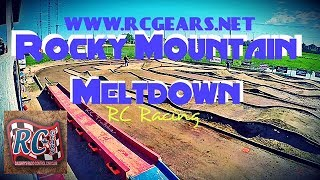 RC GEARS Calgary - Rocky Mountain Meltdown 2017 ** HIGHLIGHTS ** RC RACING - RC Trailblazer