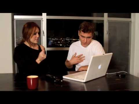 MILEY CYRUS TEACHES JOAQUIN PHOENIX & LIV TYLER How to Vote for TWLOHA and Suicide Prevention Video