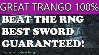 Final Fantasy XII The Zodiac Age HOW TO GET GREAT TRANGO - BEST 1H SWORD - GUARANTEED REKS METHOD