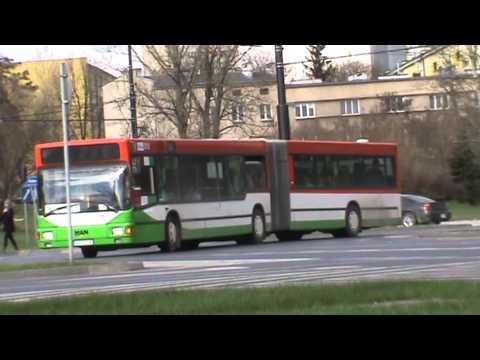 Stare Autobusy W Lublinie