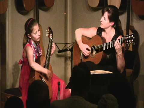 Martha Masters&Kate @ Trilogy Guitars concert