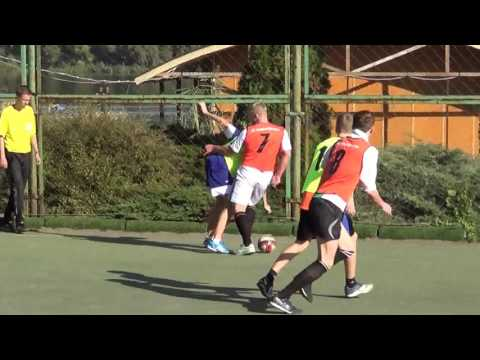 Chill United vs Пентагон Дніпро полный матч