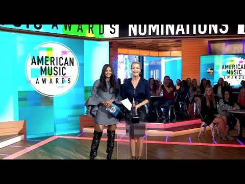 Ciara - American Music Awards 2017 Nominations
