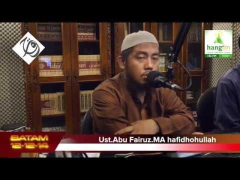 Ust.Abu Fairuz.MA - Selebriti Langit