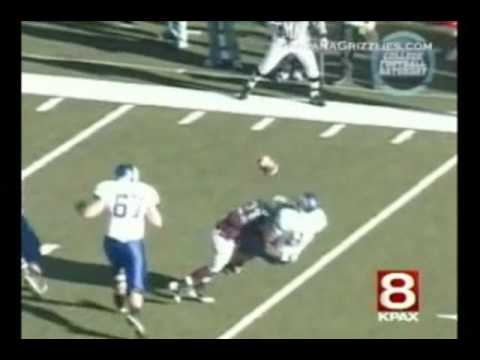 University of Montana vs South Dakota State 2009 Playoffs Video