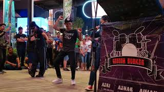 Download Lagu Lagi Syantik-Nurul ft redeem buskers cover siti badriah,budak kedah masuk goyang Gratis STAFABAND