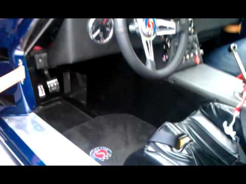 Factory Five Racing Shelby Daytona Coupe - #67
