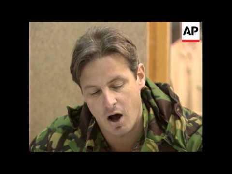 BOSNIA: SARAJEVO: UNPROFOR AWAITS FOR OUTCOME OF PEACE TALKS