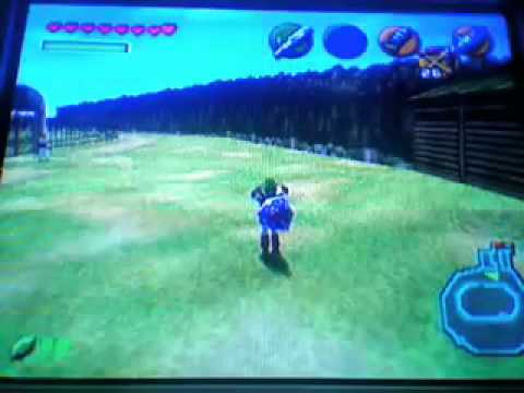 Legend Of Zelda Ocarina Of Time Walkthrough Part 28- Forest Medallion Truth About Link And Epona video