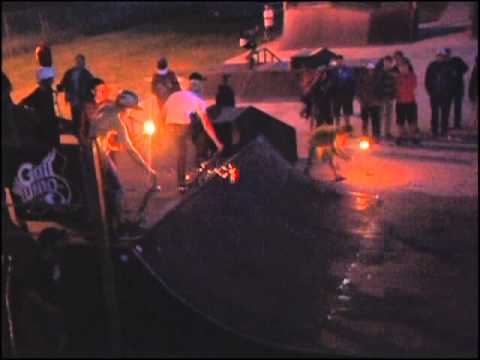Gullwing Truck Co. - Maryhill Mini-Ramp Deathmatch 5000