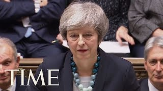 Expecting Huge Defeat, Theresa May Has Delayed A Crucial Brexit Vote | TIME