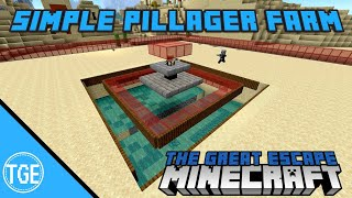 Minecraft: Pillager Farm for Console Edition PlayStation 4