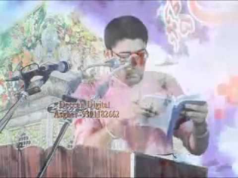 (7) Na Pochyeh K Kia Hussain A.S - Mir Hasan Mir 2011 Manqabat Live in Hyderabad.flv thumbnail