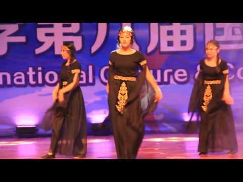 Zhanar Dugalova - Izin korem (Dance) (Ұлттық Мәдениет фестивалі)