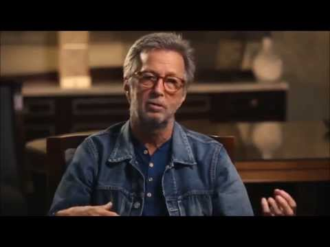 Eric Clapton says John Mayer is a