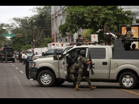 Fuerte Balacera En Nuevo Leon Deja 13 Sicarios Muertos Y 12 Detenidos