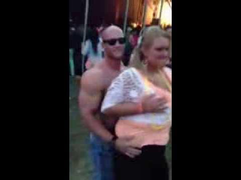 Girl Grinds on Gay Guy - Barks up Wrong Tree! - Original Video