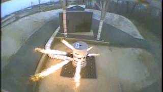 NASA Orion Launch Abort System Attitude Control Test
