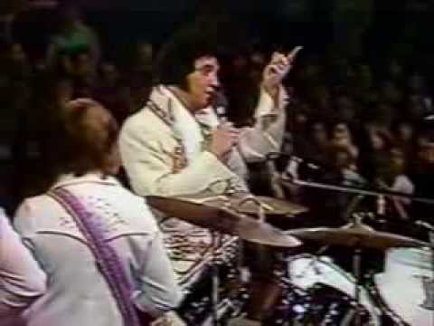 Elvis Presley In Concert - June 19, 1977 Omaha Best Quality (so Far I Know Of) video