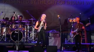 Mindi Abair Prince Tribute 34 Purple Rain 34 In Indian Wells