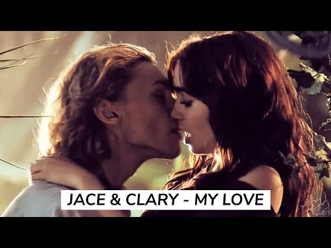 City Of Bones  Reading After  Jace And Clary Kiss Movie