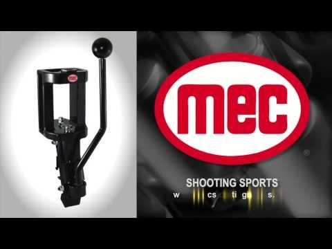 MEC Shooting Sports Takes Aim With Metallic Press