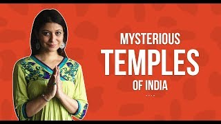 Mysterious temples of India | Whack