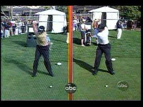 Tiger Woods vs. Adam Scott II