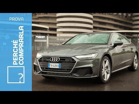 Audi A7 Sportback  Perché comprarla e perché no