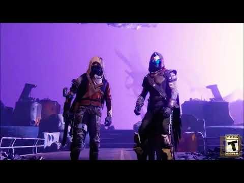 Destiny 2 | Forsaken Anime Opening thumbnail