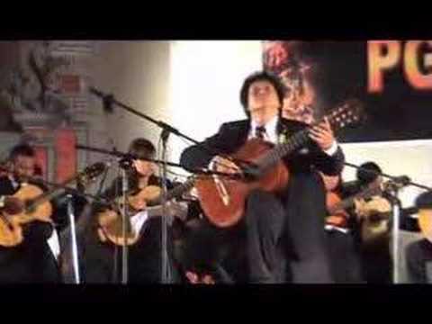 Lianto Tjahjoputro-Danza Saraswati - Kitaro (Collossal Guita
