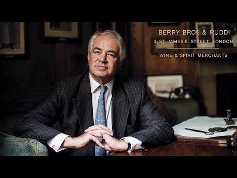 Simon Berry on the History of Berry Bros & Rudd