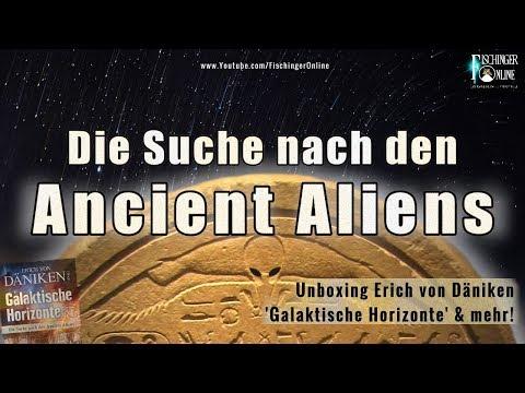 Unboxing Galaktische Horizonte - Die Suche nach den Ancient Aliens von Erich von Däniken