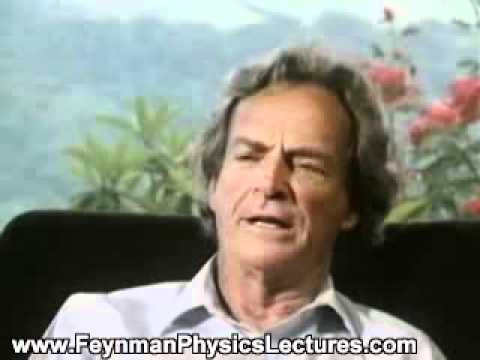 Richard Feynman: BBC Horizon Interview (Part 3/5)