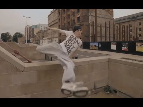 Parkour and Freerunning 2014 - Don