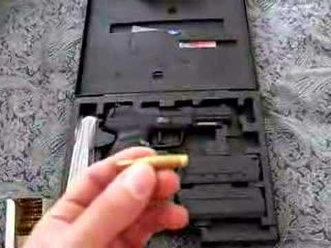 My new FN Five-seveN pistol w/ 5.7x28 mm
