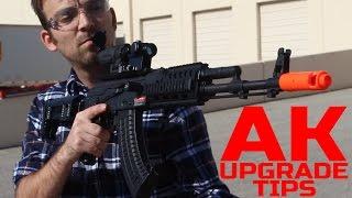 Airsoft Tactical Ak in 3 easy steps(AEG) |  Airsoftmegastore.com
