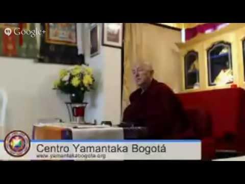 (5/8) Retiro Vajrasatva y Purificación - Ani Robina Courtin - Sesión Cinco