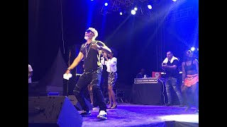 Awilo Longomba performs in Kampala, Uganda