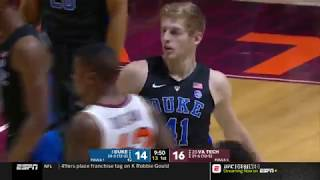 Duke vs. Virginia Tech Full Game | 2018-19 ACC Basketball