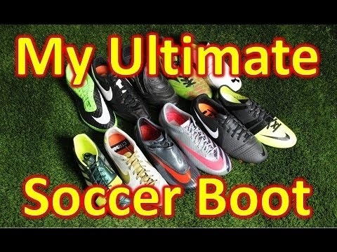 The Ultimate Soccer Cleat/Football Boot - Custom Design By vujojosh