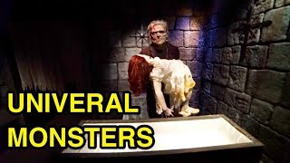 [NEW] Universal Monsters - Halloween Horror Nights 2018 (Universal Studios Hollywood, CA)