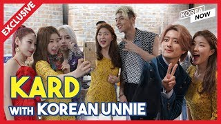 [Exclusive interview] A look into KARD'S private life